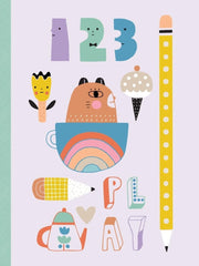Petit Monkey Notebook A5 - Teatime