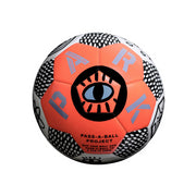Park SSC durable football Orange size 4