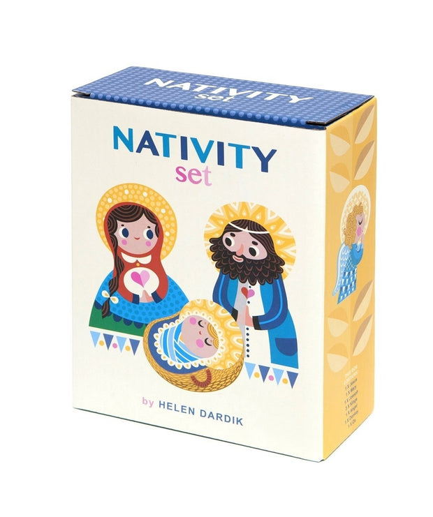 Petit Monkey Nativity Set