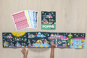 Poppik Sticker Panoramas - Cosmic