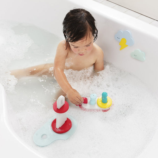 Quut Bath Puzzle Friends - To The Rescue