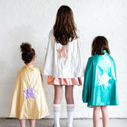 Ratatam reversible Hero Cape for kids with star on the back