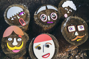 Shusha Make A Portrait wooden toy