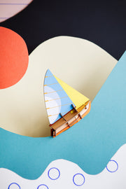 Studio Roof Cool Classic Small Boat - Mousquetaire