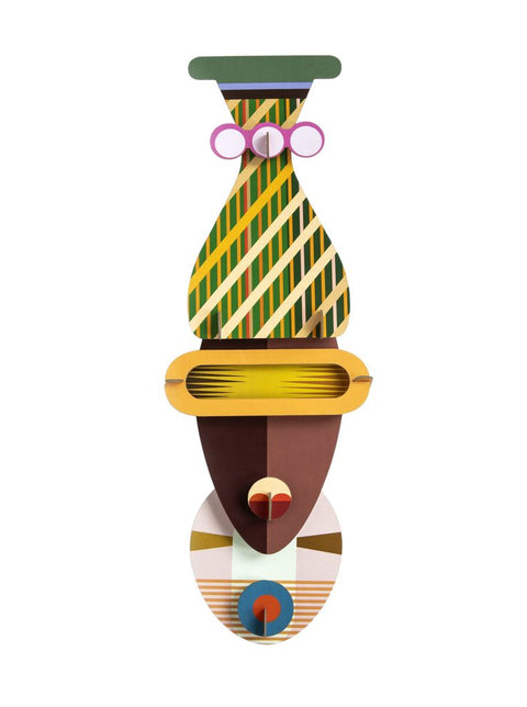 Studio Roof Mask - Capetown