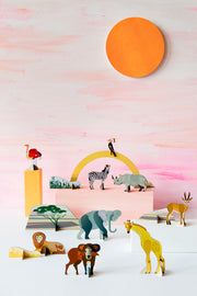 Studio Roof Savanna Animals