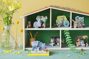 Studio Roof Pop Out Card Tiny Tale - Jungle Elephant