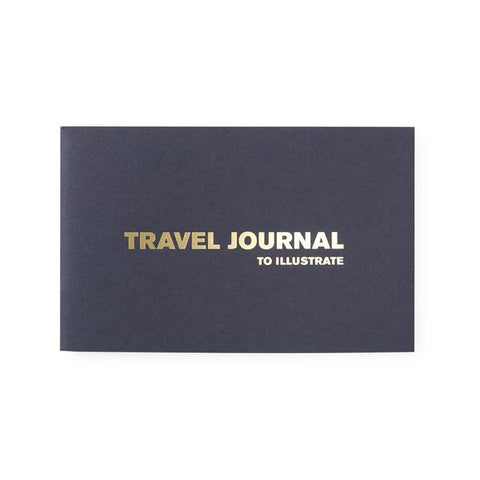 Supereditions Blue Travel Journal