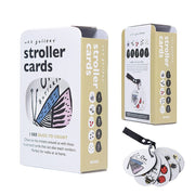 Wee Gallery Stroller Cards - I See Bugs to Count