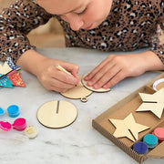 Cotton Twist Make Your Own Christmas Decorations Craft Activity