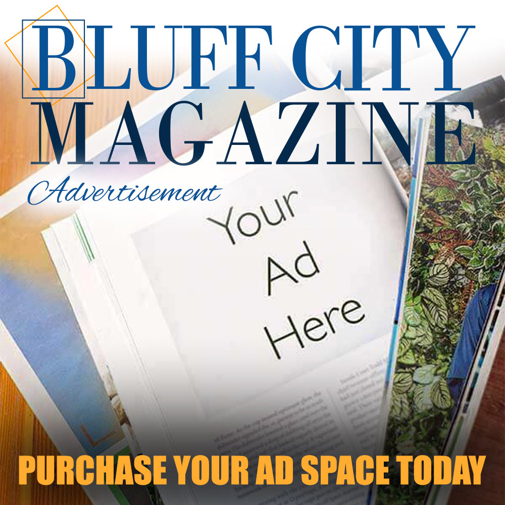 Bluff City Magazine Ad Space