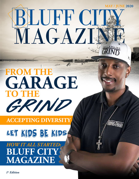 Bluff City Magazine (May/June 2020)