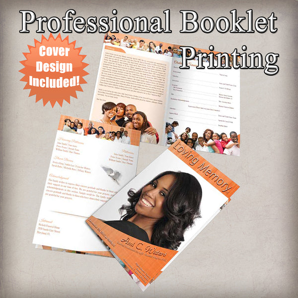 Professional Booklet Printing Services