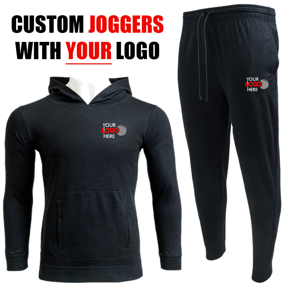 Custom Jogger Set - With Your Logo