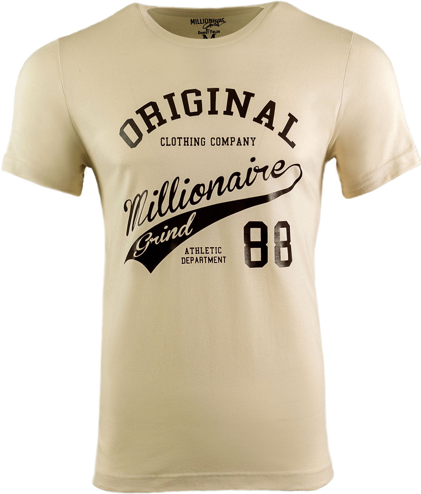 OMG Tee - (Tan / Brown)