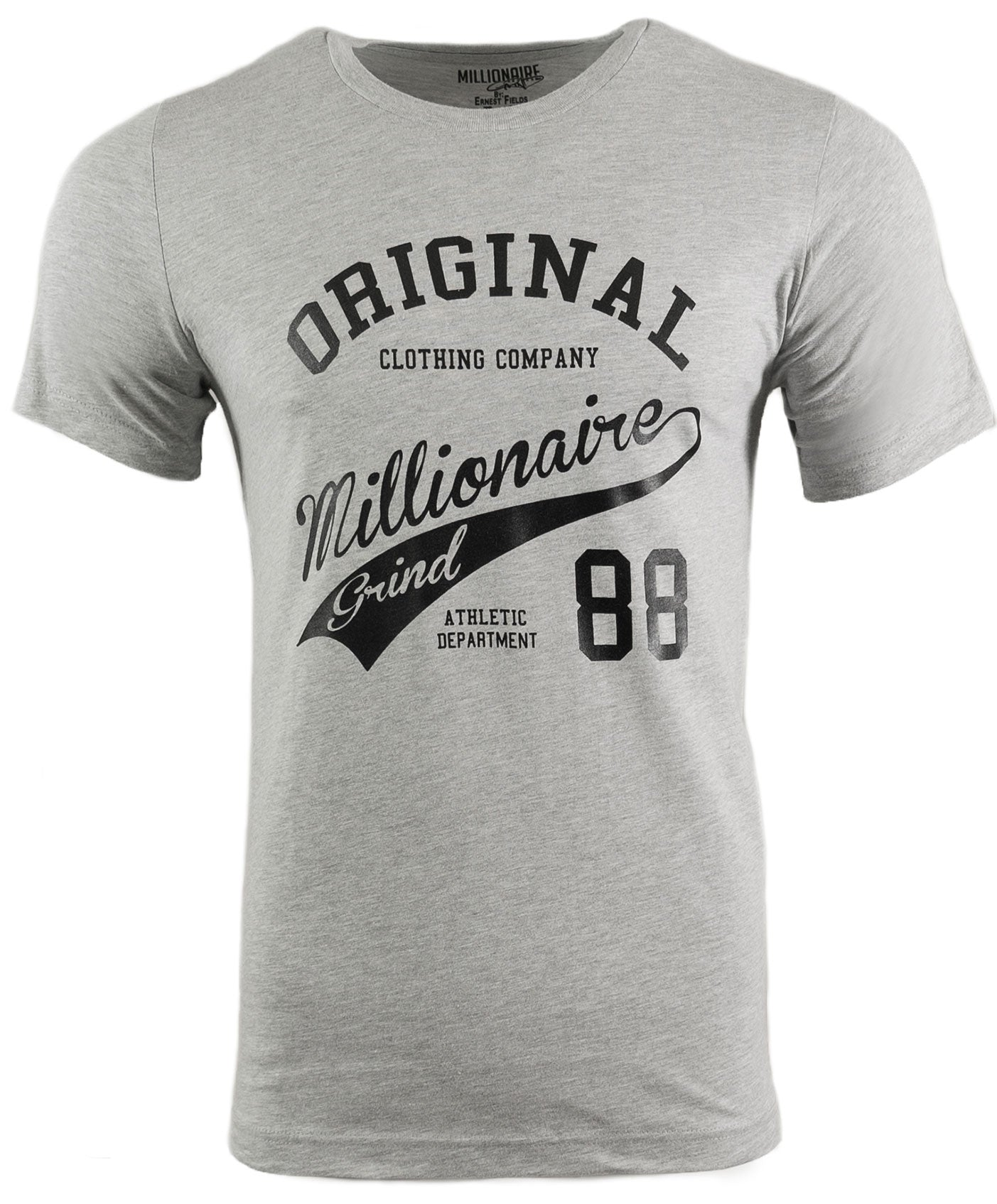 Original MG Tee - (Grey / Black)