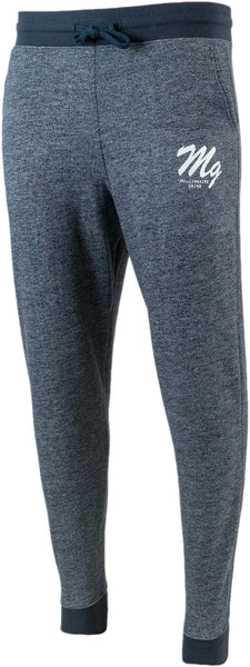 MG Denim Fleece Joggers - Navy