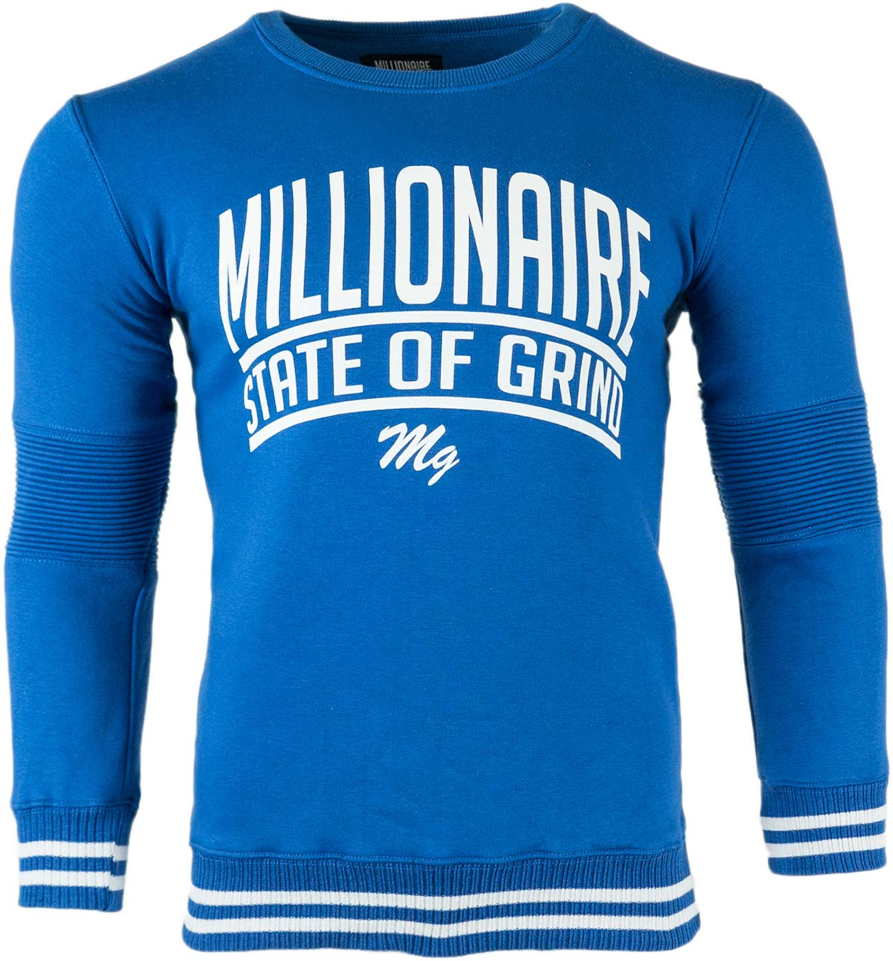 Millionaire State Of Grind Crew - (Royal / White)