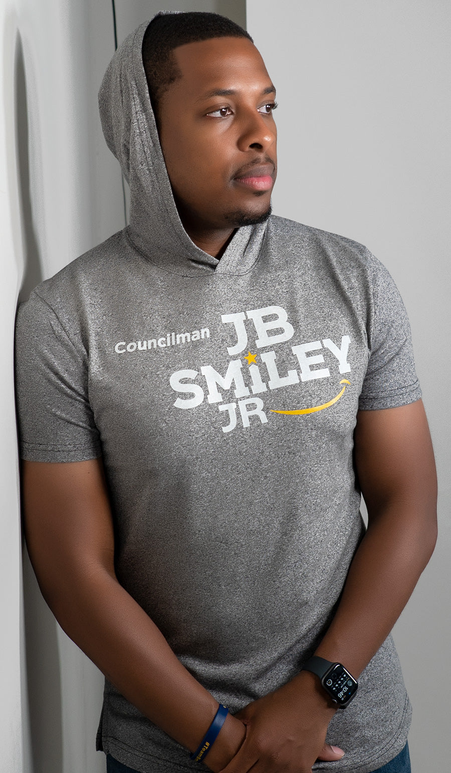 Councilman JB Smiley Jr Tee - (3 Color Options)