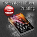 Full Color Flyer Printing Services