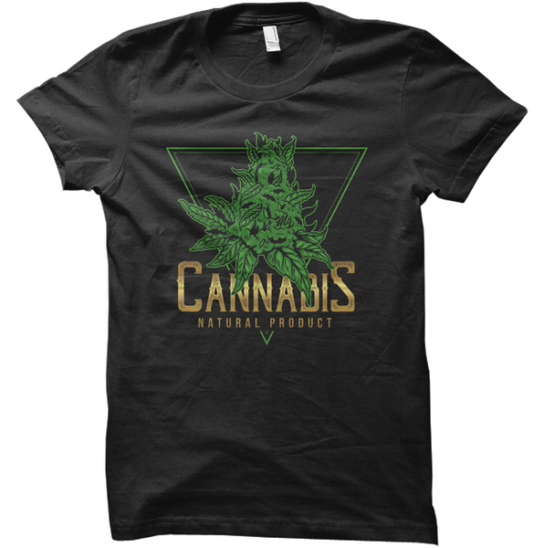 Cannabis Natural Product Tee