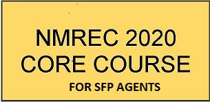 NMREC 2020 CORE Course March 19, 2020 for SFP agents only CANCELLED