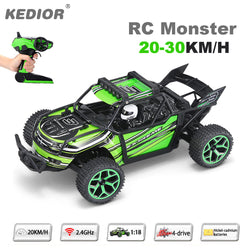 A very popular item with the kids and a lot of adults.  A big seller with many very nice 5 star comments.    (1:18 Highspeed Remote Control Car 20KM/H Speed RC Drift Car radio controlled machine 2.4G 4wd off-road buggy with Lipo battery)