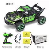 This high speed remote control car is a popular item.   (2016 New 1:18 RC Car 4WD Drift Remote Control Car Radio Controlled Machine Highspeed Micro Racing Cars Model Toys)