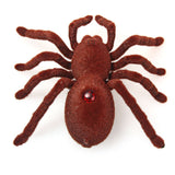 High Quality Halloween Remote Control Infrared Realistic Spider Toy Prank Gift Decoration Party Stage Props