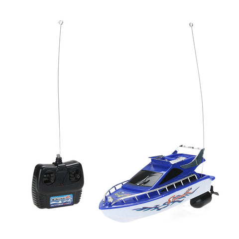 Super Speed High Performance Remote Control Boat Toy for a Boys Birthday Gift