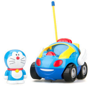 Very Cute Remote Control Toy Car For Kids Cute Cat Cartoon Child
