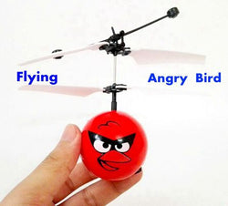 Flying Angry Bird Helicopter