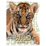 Libro Touch and Sparkle Wild Animals