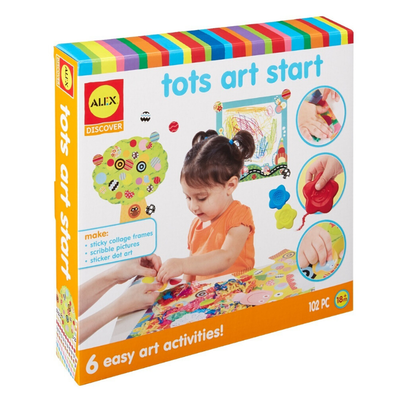 Tots Art Start Alex