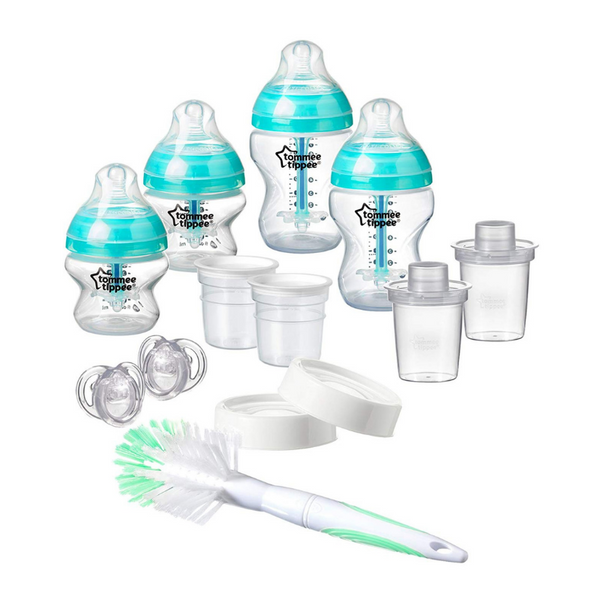 Set de Teteros Recién Nacido Anticólico Advanced Tommee Tippee