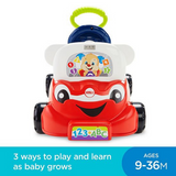 Mi Primer Coche  Ríe y Aprende Fisher Price - babycentro-com - Fisher Price