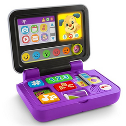 Laptop Aprende Conmigo Fisher Price - babycentro-com - Fisher Price