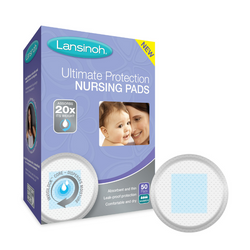 Protectores de Lactancia Ultimate Protection Lansinoh - babycentro-com - Lansinoh