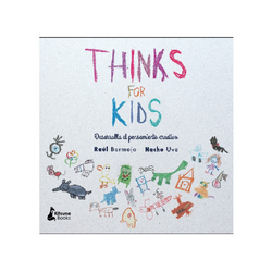 Libro para hacer Manualidades Thinks for Kids - babycentro-com - Kitsune Books