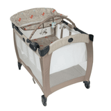 Cuna Corral Pack And Play Contour Graco