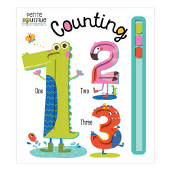 Libro Petite Boutique: Counting 1 2 3