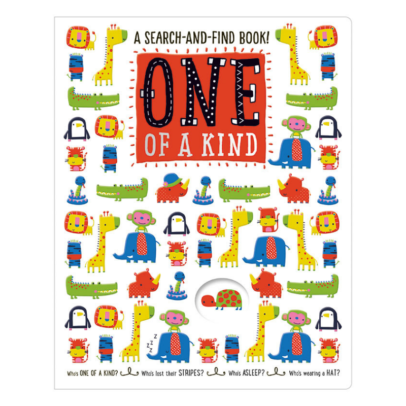 Libro One Of a Kind - babycentro-com - Make Believe Ideas