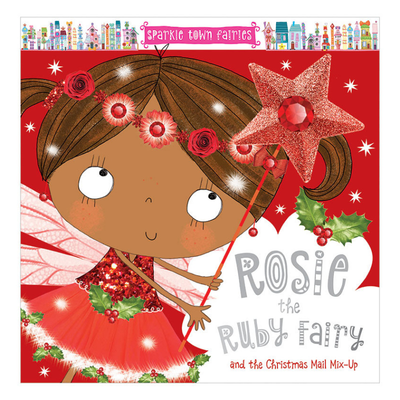 Libro Rosie the Ruby Fairy - babycentro-com - Make Believe Ideas