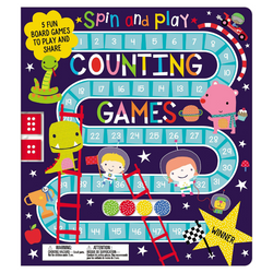 Libro Spin and Play Counting Games