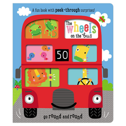 Libro The Wheels on the Bus - babycentro-com - Make Believe Ideas