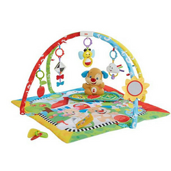 Gimnasio Aprende Conmigo Fisher Price - babycentro-com - Fisher Price