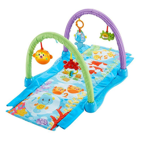 Gimnasio 2 en 1 Musical Bajo el Mar Fisher Price - babycentro-com - Fisher Price