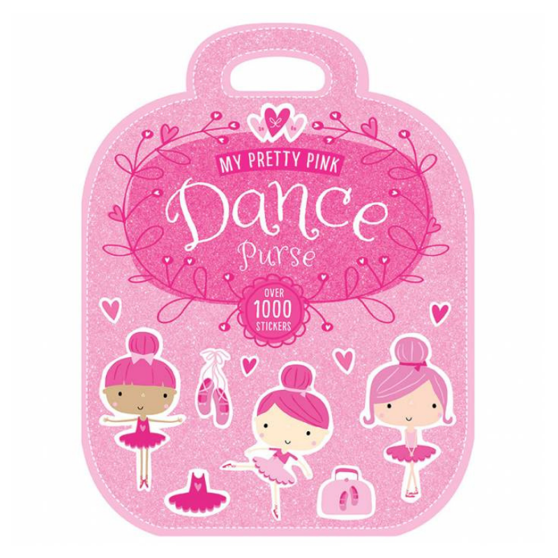 Libro My Pretty Pink Dance Purse