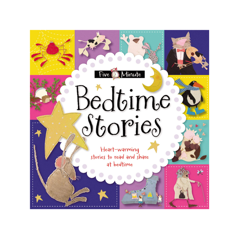 Libro Five-Minute Bedtime Stories