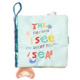 Libro para Bebe Under the Sea Manhattan Toys